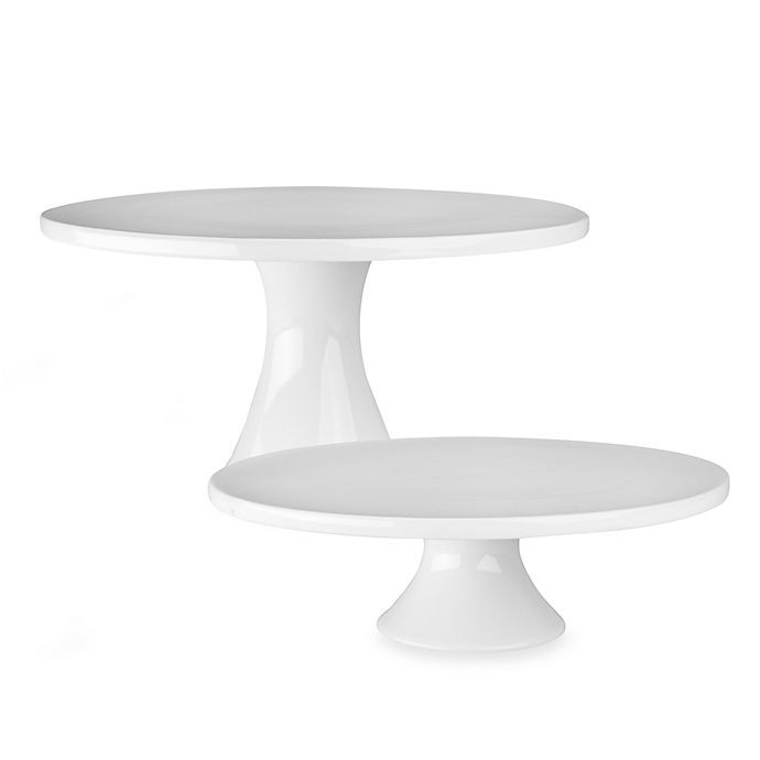 Alternate image 1 for BIA Cordon Bleu Small Round Cake Stand