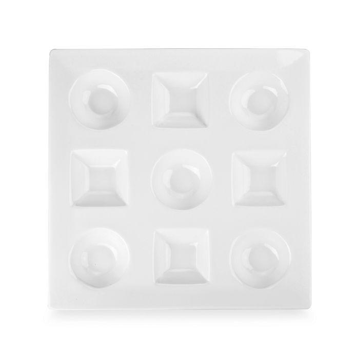 Alternate image 1 for BIA Cordon Bleu 9-Section Square Plate