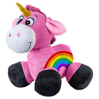 Inflate-A-Mals Ride On Unicorn