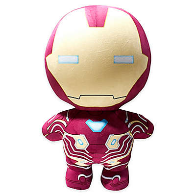 Inflate-A-Heroes Iron Man