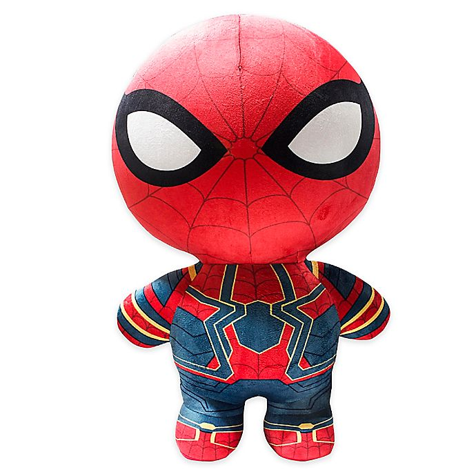 Alternate image 1 for Inflate-A-Heroes Spiderman