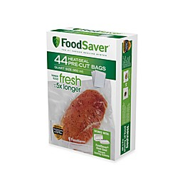 FoodSaver® 1 qt. 44-Pack Vacuum Packaging Bags