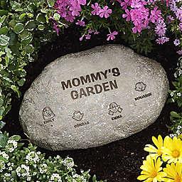 Our Loving Family Large Garden Stone