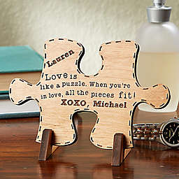 Perfect Match Wood Puzzle Piece
