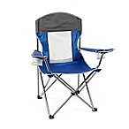 Mac Sports X-Large Folding Chair in Blue