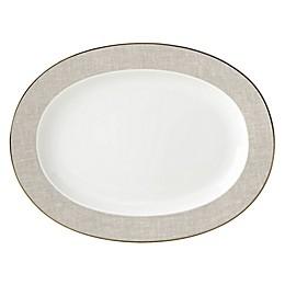 kate spade new york Savannah Street™ 16-Inch Oval Platter