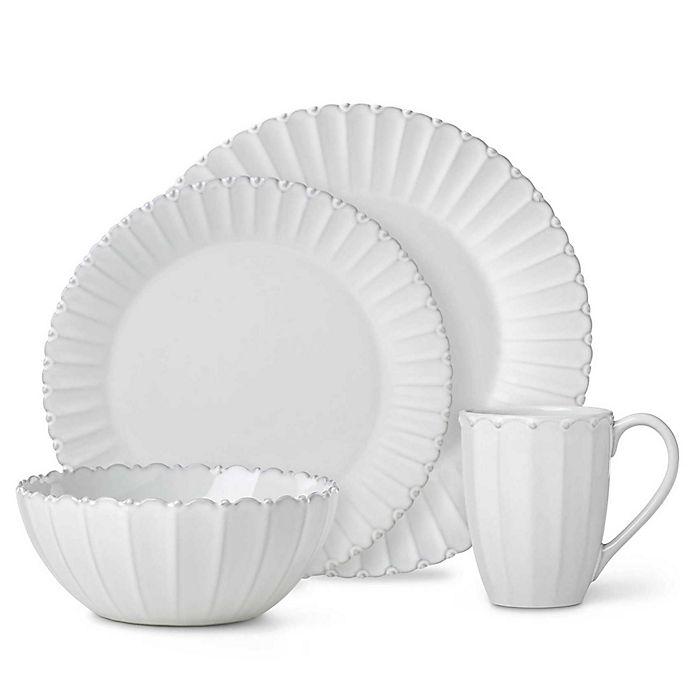 Alternate image 1 for Lenox® French Carved™ Bead Dinnerware Collection