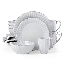 Lenox® French Carved™ Bead 16-Piece Dinnerware Set