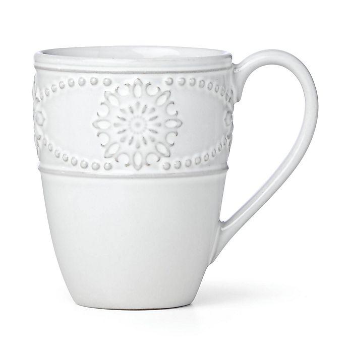 Alternate image 1 for Lenox® French Carved™ Square Mug