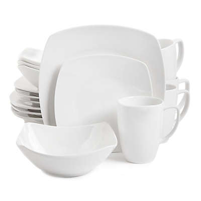 Gibson Elite Zen Dinnerware Collection