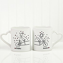 So Happy Together Couple 2-Piece Coffee Mug Set