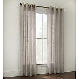 Princeton Grommet Top Window Curtain Panel