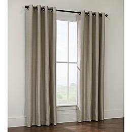 Quezon Grommet Top Window Curtain Panel