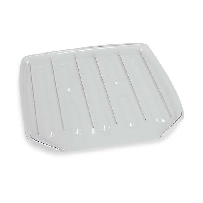 Alternate image 1 for SALT™ Large Drain Board in Clear