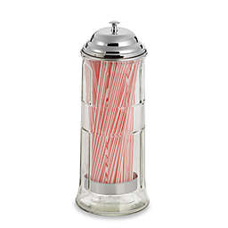 TableCraft® Straw Dispenser with Straws