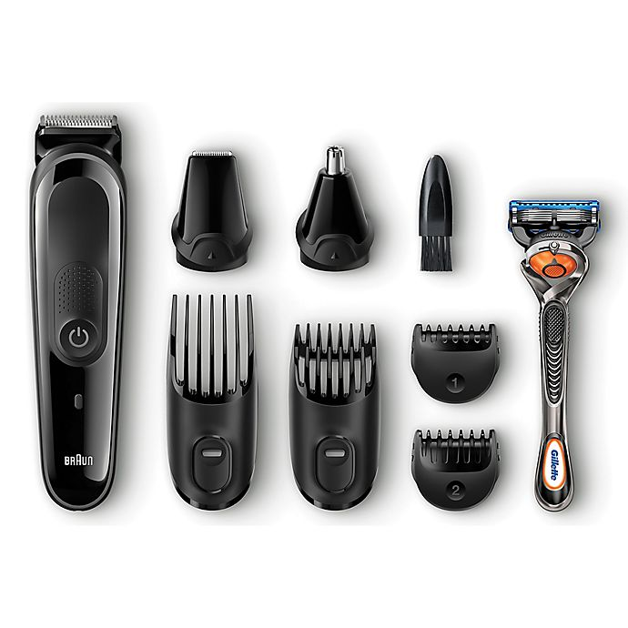 Alternate image 1 for Braun MGK3060 Multi Grooming Kit