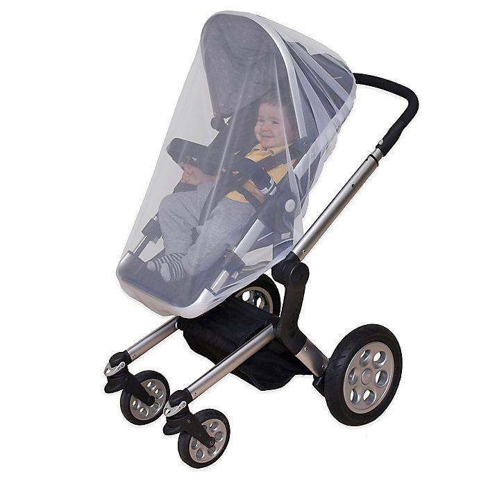 Alternate image 1 for Jolly Jumper® Solar Safe Stroller and Playard Net