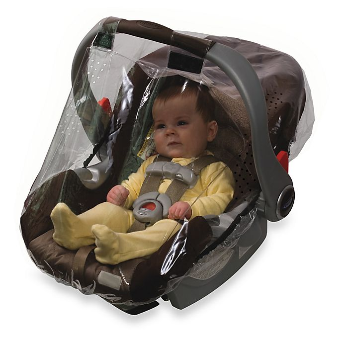 Alternate image 1 for Jolly Jumper® Weather Shield for Infant Car Seats