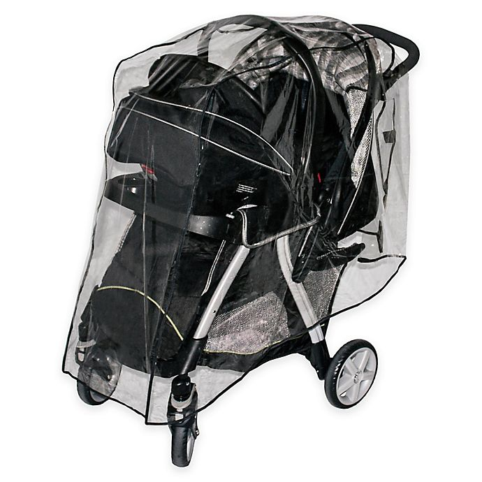 Alternate image 1 for Jolly Jumper® Weather Shield for Tandem and Travel Systems