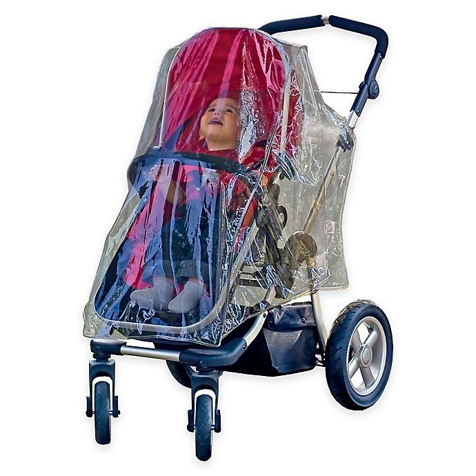 Alternate image 1 for Jolly Jumper® Weather Shield for Single Strollers