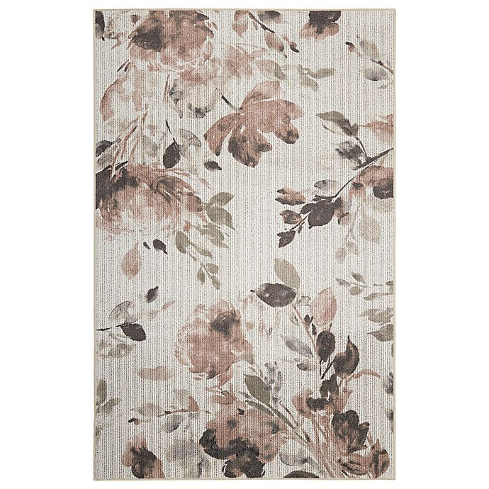 Mohawk Home Vintage Fl Area Rug In