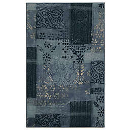 Mohawk Home® Alhambra Printed Rug in Blue