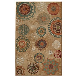 Mohawk Home® Caravan Tiles Area Rug in Multi