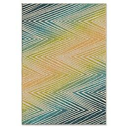 Orian Rugs Veranda Wendover Indoor/Outdoor Multicolor Area Rug