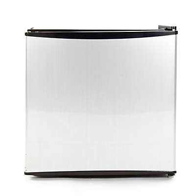 Eco Appliances 1.6 cu. ft. Mini Refrigerator in Stainless Steel
