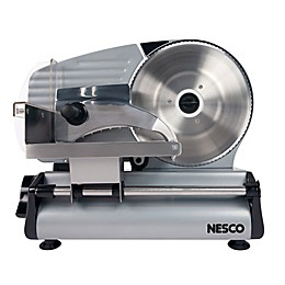 Nesco® FS-250 Food Slicer in Stainless Steel/Black