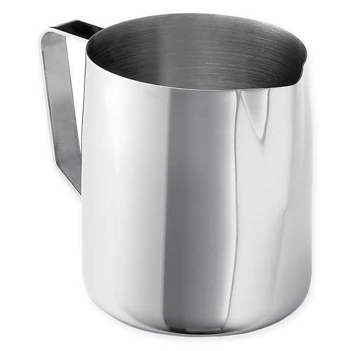 Alternate image 1 for Tablecraft 24 oz. Frothing Cup in Stainless Steel