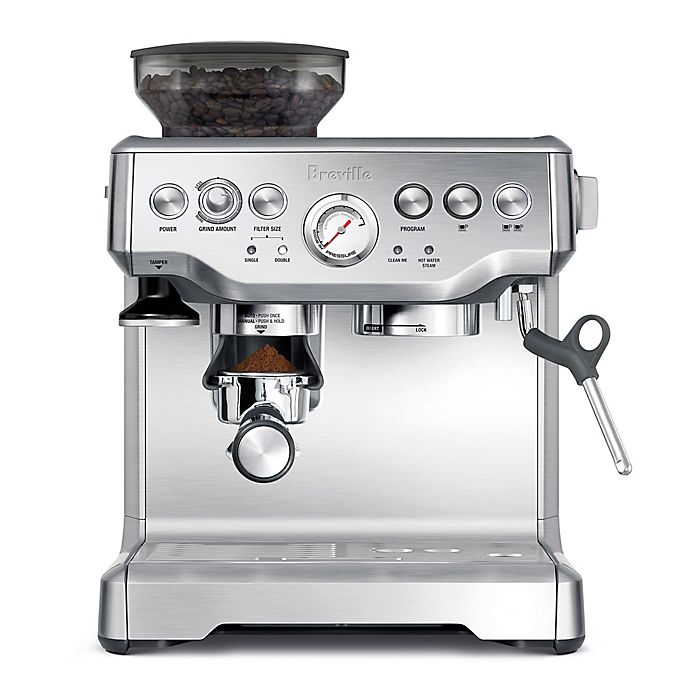 Alternate image 1 for Breville® The Barista Express™ Espresso Machine