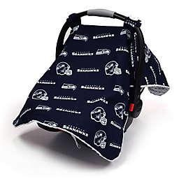 Baby Fanatic® NFL Seattle Seahawks Car Seat Canopy™