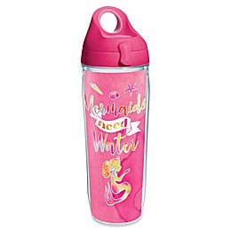 Tervis® Mermaids Need Water 24 oz. Wrap Water Bottle with Lid