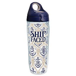 Tervis® Ship Faced Wrap 24 oz. Water Bottle with Lid