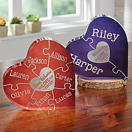 Together We Make a Family Personalized Collection