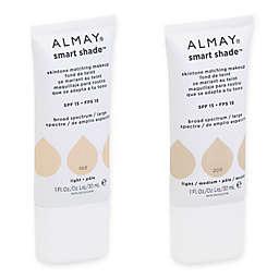 Almay® Smart Shade® 1 fl. oz. Skintone Matching Makeup Collection