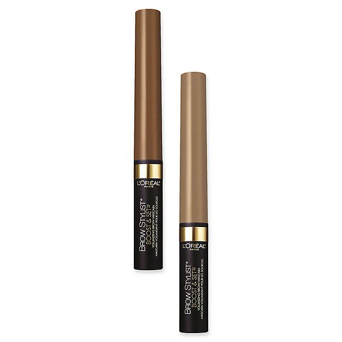 2df966d7437 L'Oréal® Paris Brow Stylist® Boost & Set™ Brow Mascara | Bed ...