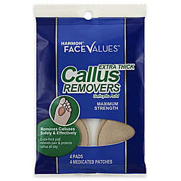 Harmon® Face Values™ 4-Count Extra-Thick Callus Removers