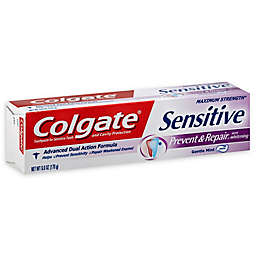 Colgate® 6 oz. Sensitive Prevent and Repair Toothpaste in Gentle Mint
