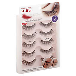Kiss® 5-Count Looks So Natural Lash Multipack 02