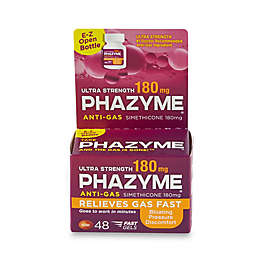 Phazyme® 24-Count 180 mg Ultra Strength Anti-Gas Fast Gels