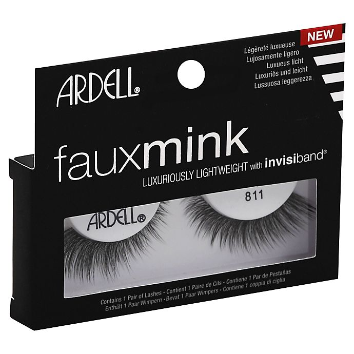 67b99a94a2c Ardell® Faux Mink Lashes #811 | Bed Bath & Beyond