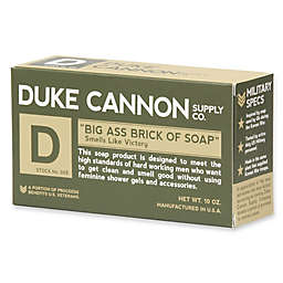 Duke Cannon Supply Co. 10 oz. Bigass Brick of Soap in Smells Like Victory