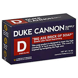 Duke Cannon Supply Co. 10 oz. Bigass Brick of Soap in Smells like Naval Supremacy