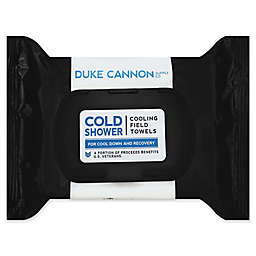 Duke Cannon 25-Count Cold Shower Cooling Field Towels