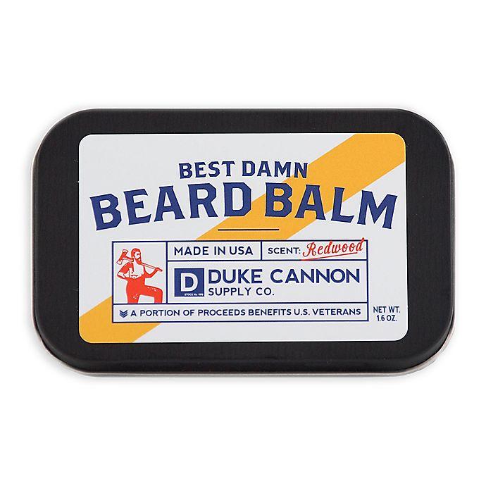 ff30b534 Duke Cannon's Supply Co. 1.6 oz. Best Damn Beard Balm   Bed Bath ...