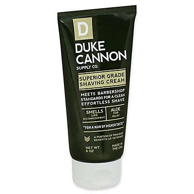 Duke Cannon Supply Co. 6 oz. Superior Grade Shaving Cream