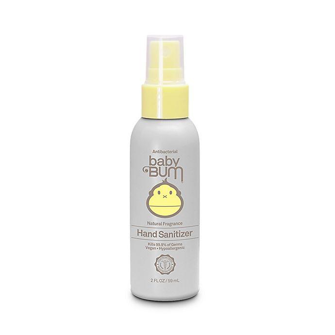 Alternate image 1 for Baby Bum™ 2 fl. oz. Hand Sanitizer Spray