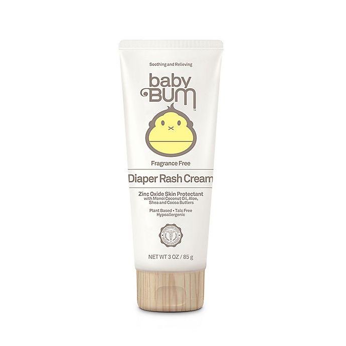 Alternate image 1 for Baby Bum® 3 oz. Diaper Rash Cream Fragrance-Free